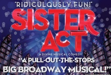 """SISTER ACT! / SISTER ACT is Broadway's feel-amazing musical comedy smash! The New York Post calls it """"RIDICULOUSLY FUN,"""" and audiences are jumping to their feet in total agreement! Don't miss your chance to see it in MILWAUKEE for ONE WEEK ONLY - February 19th - 24th, 2013! / by Marcus Center"""
