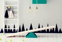 Kids room / by Hanne Gundersen