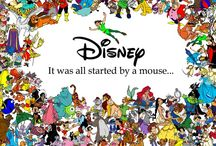 Disney/Pixar :D / by Delaney