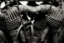 Engine / by Wimpy Stickboy