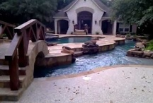Pools and Spas / by Debbie Witt