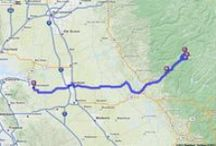 California- Easy Drive To Dodge Ridge / The Beautiful mountains in your own backyard! / by Dodge Ridge