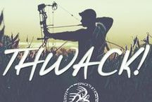 Archery hunting / shooting  / All about archery hunting / by Jason Williams