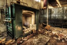 Abandoned Buildings, places ,etc / Pictures of old buildings , etc / by LGW