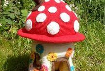 ideas de crochet / by Erika Yanet Rioseco Vivallos