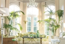 Interiors - Living Rooms / by Amy Maxwell