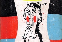 Comix n' Cartoonz (n' Illos Too) / by Clark Humphrey