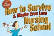 Nursing Books & Study Aids! / by SC4 Library