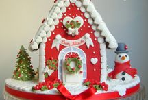 Christmas cakes and bakes / by Karen Wilson