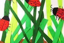 Spring, flowers and bugs / by Gordana Sekulić