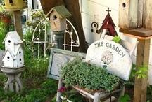 Gardening / by Melanie
