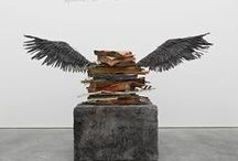 Anselm Kiefer / Explore extraordinary gifts of dramatic design and outstanding quality selected to complement this landmark exhibition. http://shop.royalacademy.org.uk/anselm-kiefer / by Royal Academy of Arts