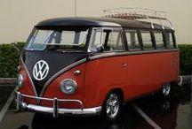 VW Van / by Peterjan Janssens