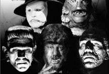 Classic Horror Movies / by Vee Amethyst