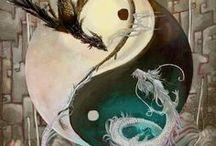 Here be Dragons / by Bekah Aplet