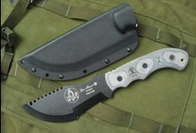 survival  prepping equipment and military gear / by Grant Green