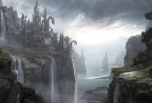 fantasy - castles / by David