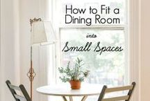 Organizing in Small Spaces / by Easy Track