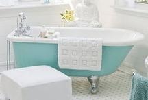 Home - Bathroom / by My Soul