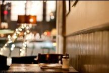 Cafe and Diner Love / by My Soul
