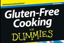 Gluten &/or Dairy Free Recipes  / by Fenella Lotzer