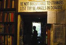 Books Make Life Sparkle  / by Diana Malcolm Bouwkamp