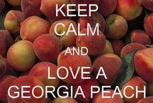 Georgia On My Mind / by Georgia Peaches