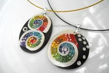 Polymer clay, fimo & resin ideas / Tutorials and inspiration with polymer clay or & resin. Mostly for making jewelry. / by SaBee Kralen