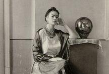 Frida.. my inspiration / by Nathalie Suarez