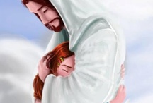 """JESUS~My Lord & Saviour /             """" I am the Way, the Truth, and the Life;  No one comes to the Father except by Me.""""  / by Ruth Belleman"""