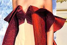 ♔ Red + White ♔ / Fashion in Red and White / by Tres Haute Diva