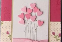 Memory Box and Heart Cards / by Lynda Brundish