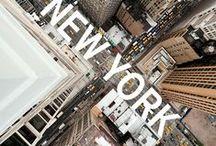 NYC - USA / by Mary Kay