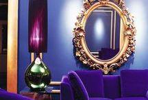 espejito espejito / decoracion con espejos / by Maribel Soto