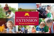 What Is Extension? / Learn more about National, State, and Local Extension services that might benefit YOU! / by University of Minnesota Extension Family Development