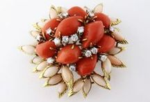 Antique and Vintage Coral / by Beaverhead Treasures LLC