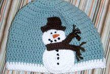 Crochet Hats / by Tressa Snook