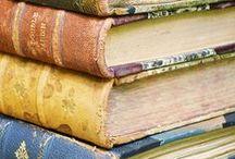 Books / by miss sunshine