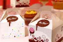 Cupcake Packaging / by Shuen Shuen Chu