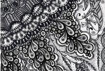 doodles / by Suzanne Daniel