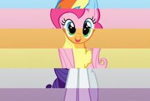 My Little Pony / My Little Pony: Friendship is Magic / by Hailey
