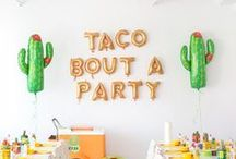 EVENTS + WEDDINGS::  fete, fete!! / by Emily Willert