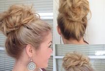 {Hair.Stylin} / by Kyra Johanna
