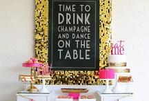 {Party.Plans} / by Kyra Johanna