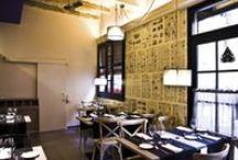 Barcelona Restaurants / I pin all the #restaurants I love in #Barcelona / by The Urban Suites Barcelona