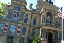 The Hancock County Courthouse / by Findlay-Hancock County