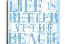 {Just.Beachy} / by Kyra Johanna