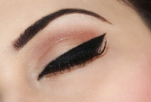 Ideas for makeup / by . Gღbrielle .