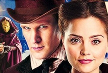 The Doctor and Company / by Rebecca Moore