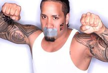 Jey USO / yes he is my husband live with it / by Jessica Carson